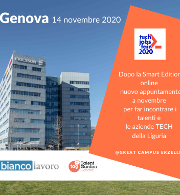 TECH JOBS Fair Smart edition, com'è andata?